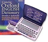 (Seiko) Oxford Dictionary & Thesaurus/Spellcheck (ER6100)