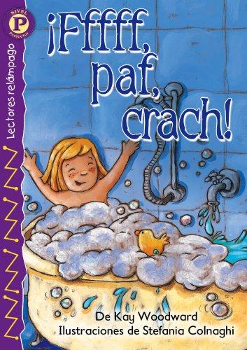 Fffff, Paf, Crach! (Lectores Relampago: Level P) por MS Kay Woodward