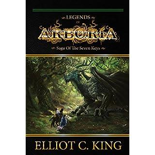 Legends of Arboria: Saga of the Seven Keys (English Edition)