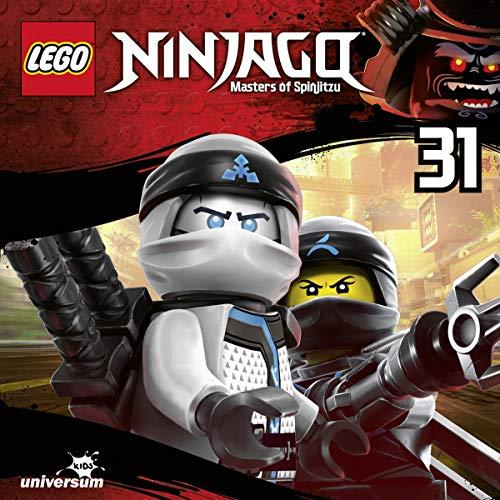 31 Audio (Im Auge des Urwalds: Lego NINJAGO 31)