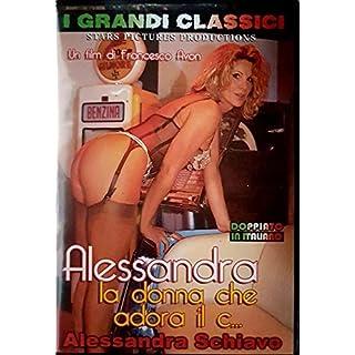 DVD MOVIE Alessandra la donna che adora il c... I GRANDI CLa...ICI spi1068