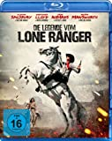 Die Legende vom Lone Ranger [Blu-ray]