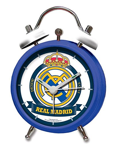 CYP IMPORT S Real Madrid - Despertador Campanas