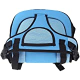 GosFrid Adjustable Baby Car Cushion Seat with Safety Belt Multi-function Multi-Color