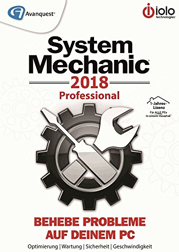 System Mechanic Professional - D...