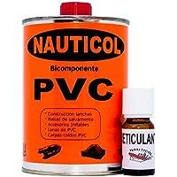 Pegamento para reparación de neumáticas de PVC Nauticol (500 ml)