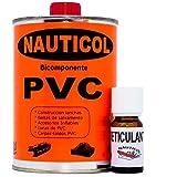 Nauticol Pegamento para reparación de neumáticas de PVC (500 ml)