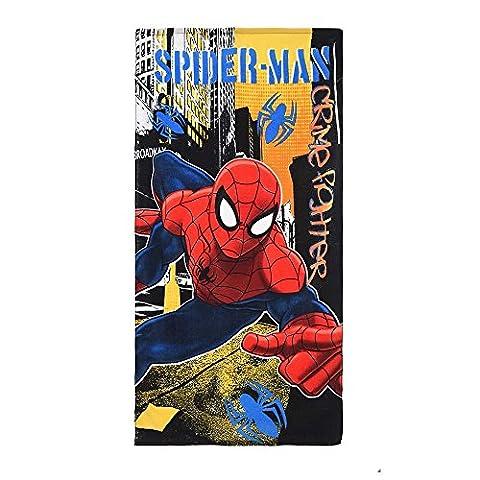 Drap de plage piscine Disney–Marvel–Spiderman–70x 140cm à