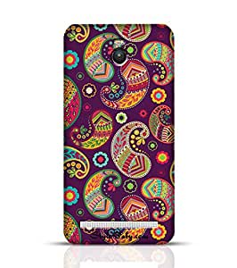 Stylebaby Violet Pattern In Paisley Style Asus Zenfone 2 Phone Case