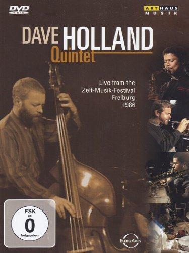 Preisvergleich Produktbild Dave Holland Quintet - Live from the Zelt-Musik-Festival Freiburg 1986 [DVD] [2009]