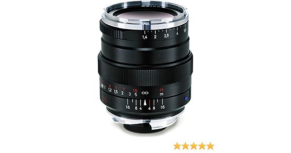 Zeiss Ikon Biogon T Zm 2 8 21 Super Weitwinkel Kameraobjektiv Kamera