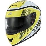 Astone Helmets Casco de Moto Integral de Fibra GT1000F GT1000F-NASHPKS