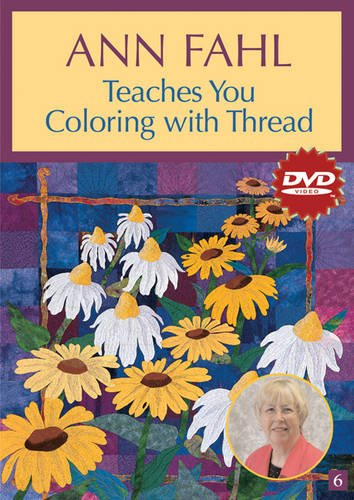 Produktbild Ann Fahl Teaches You Coloring With Thread (At Home With the Experts)