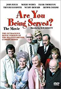 Are You Being Served: Movie [DVD] [1977] [Region 1] [US Import] [NTSC]