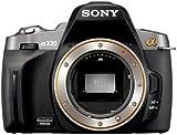 Sony SLR-Digitalkamera Alpha DSLR-A330 Gehäuse schwarz