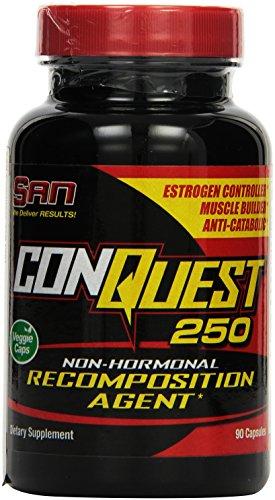 Östrogen-blocker (San Conquest 250 Estrogen Control 90 Kapseln, 1er Pack (1 x 50 g))