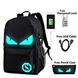 Best Backpacks For Boys - Cool Boys School Backpack Luminous School Bag Music Review
