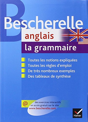 Bescherelle - anglais : la grammaire par Michèle Malavieille