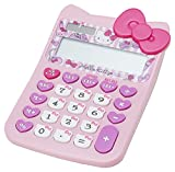 Hello Kitty Large Calculator: Girly Pastel
