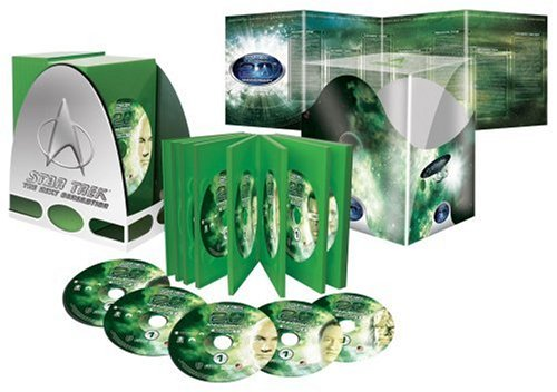 Star Trek - The Next Generation - 20th Anniversary Box [49 DVDs]