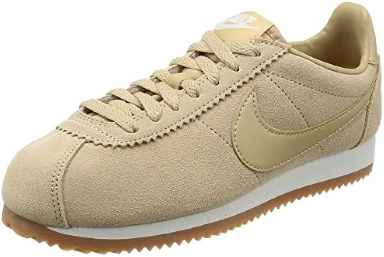 Nike Wmns Classic Cortez Suede AA3839001, Deportivas