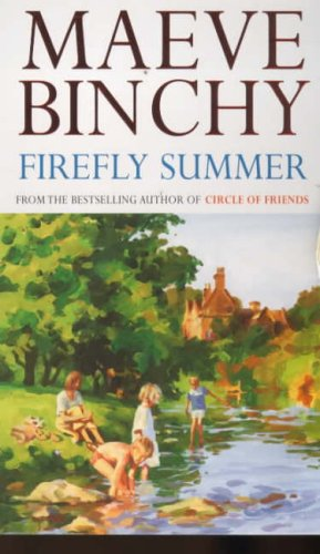 Book cover for Firefly Summer