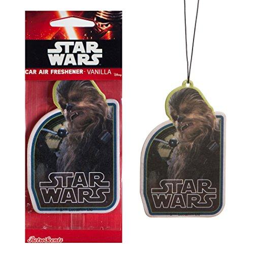 Star Wars Chewbacca (Star Wars) Official Disney Car/Home Air Freshener