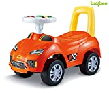 #9: Baybee FireRacer Premium Push Ride-on Car