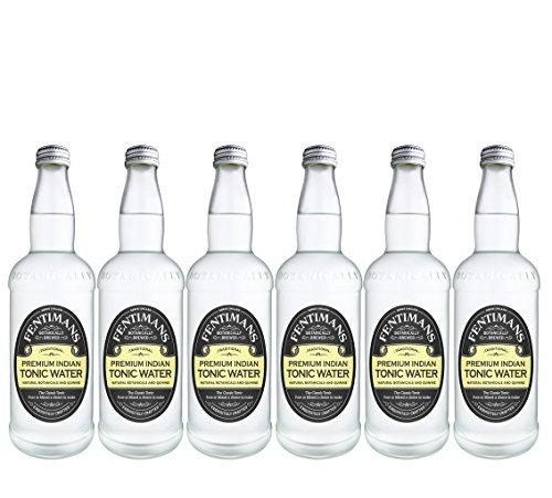 Fentimans 6 Flaschen a 500 ml . Inklusive Pfand (Premium Indian Tonic)