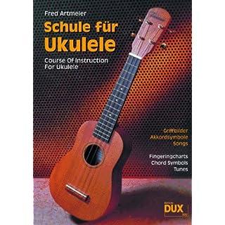 Ancora Schule für Ukulele, Fred Artmeier