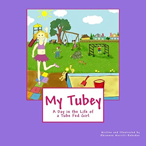 My Tubey: A Day in the Life of a Tube Fed Girl