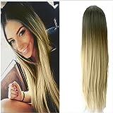 Watopi Extension Cheveux a Fil Transparent Réglable Pour Ajuster à Toutes Tailles de Tête...