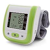 CFZHANG BlutdruckmessgeräT Digitales Oberarm BluetoothfäHig Mit Diagnose App Und Ruheindikator Bluetooth Blutdruck- Und PulsmessgeräT Mit Kostenloser , green