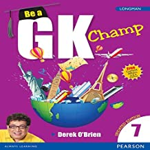 Be a GK Champ by Pearson for Class 7