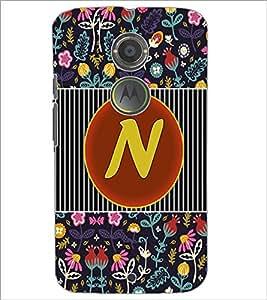 PrintDhaba GRANDbet N D-3136 Back Case Cover for MOTOROLA MOTO X2 (Multi-Coloured)