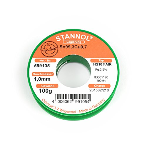 stannol-ltdraht-typ-hs10-fair-legierung-tc-sn99cu1-1-mm-100-g-spule-1-stck-599105