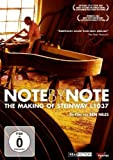 Note by Note - The Making of Steinway (OmU) [DVD]