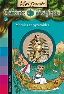 """Afficher """"La Cabane Magique n° 3 Momies et pyramides"""""""