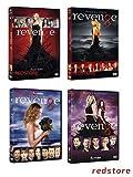 REVENGE - STAGIONI 1, 2, 3 E 4 - SERIE COMPLETA - 24 DVD - COFANETTI...