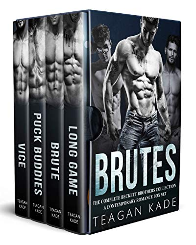 Beckett Brothers Collection (A Contemporary Romance Box Set) (English Edition) ()