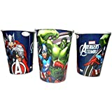 Party Balloons & More Avengers Theme Party Paper Cups/ Avengers Theme Glasses for Birthday Party - Set of 10