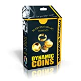 Marvin\'s Magic The Dynamic Coins Amazing Tricks Set - Professional magic made easy