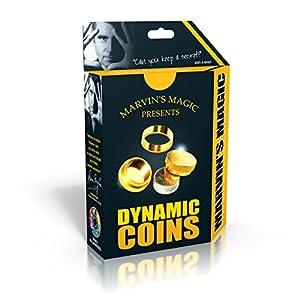 Monedas Lego Marvins Magia dinámicos