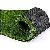 La Elite 35mm Pile Height Artificial Grass High Density, Soft And Durable Plastic Turf Carpet Mat For Balcony, 182 Cm X 152 Cm - 1 Piece