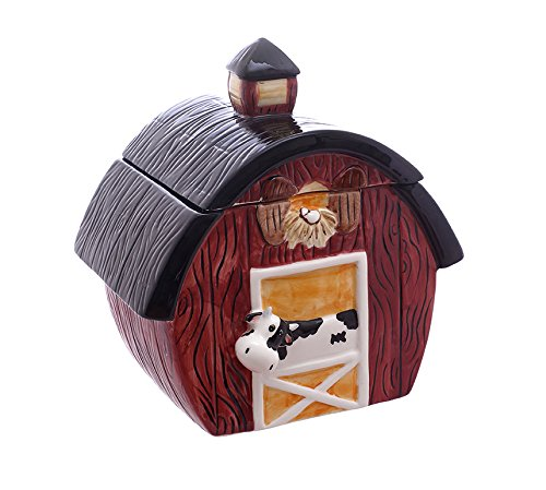Alice 's Kollektion-Keramik Cookies Jar Keramik Cookie Jar