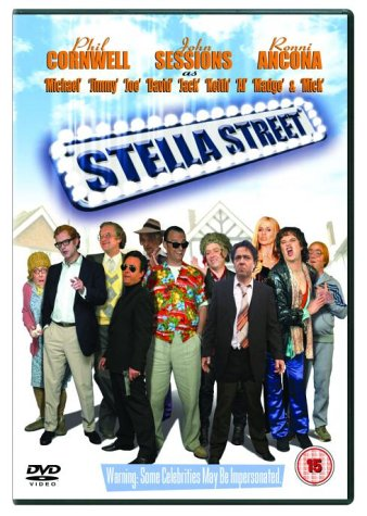 stella street Michael caine, robert de niro, jack nicholson and roger moore all live on a quiet street in surbiton and mick jagger and keith richards run their corner shop.
