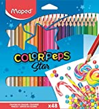 MAPED ColorPeps Set of 48 Pencils