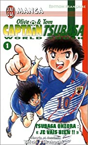 Captain Tsubasa - Olive et Tom - World Youth Edition simple Tome 1