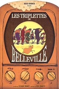 Les Triplettes de Belleville [Édition Collector]