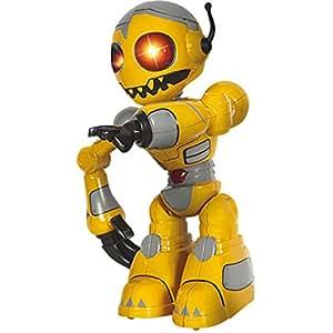 Silverlit - E50022 - Jeu Electronique - Woo Wee - Robot Zombie Deluxe Orange